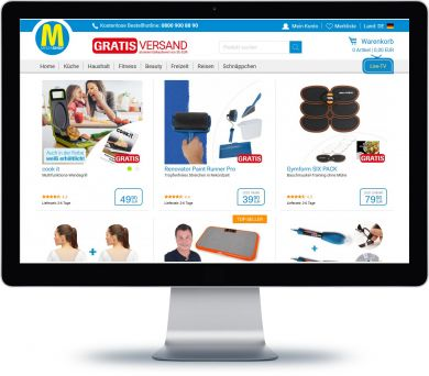 MediaShop Onlineshop