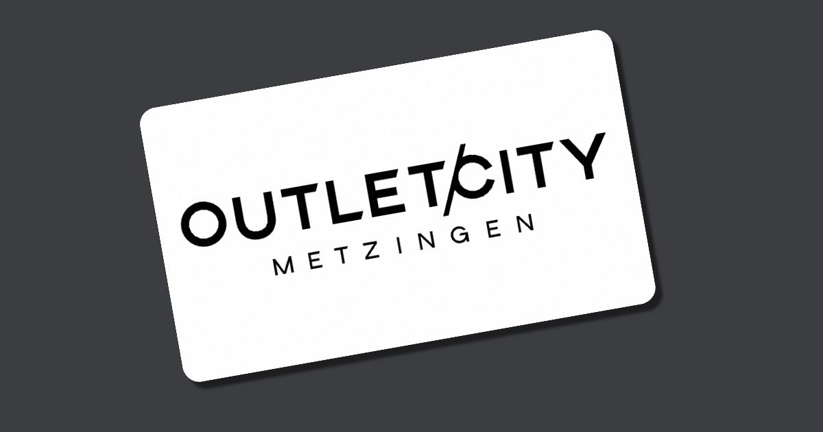 Gutscheincode Outletcity