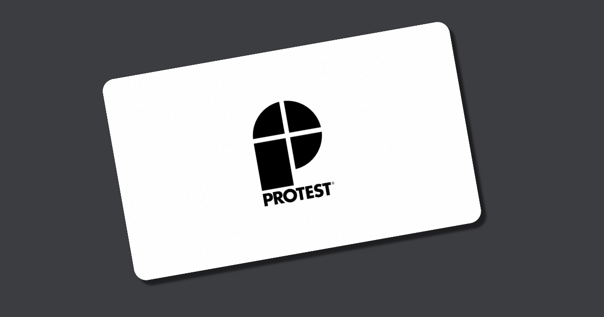Protest Gutscheincode